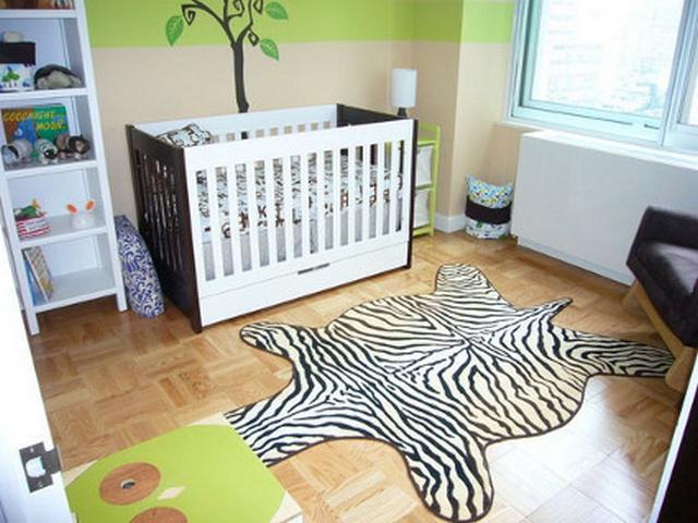 Decoracion animal print para bebes y niñas 2