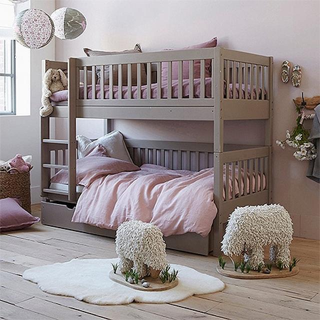 Decoracion dormitorio de bebe tematica oveja 4