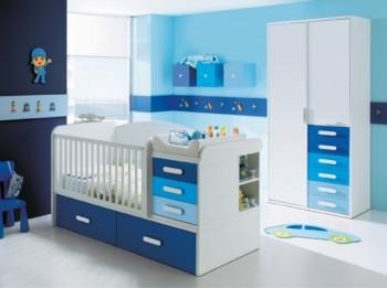 Dormitorio infantil tematica Pocoyo 1