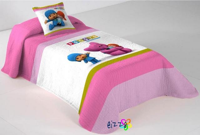 Dormitorio infantil tematica Pocoyo 3