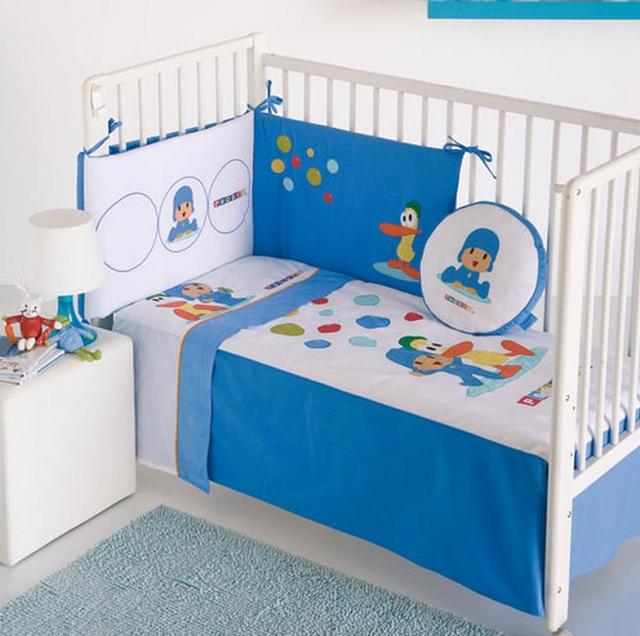 Dormitorio infantil tematica Pocoyo 4