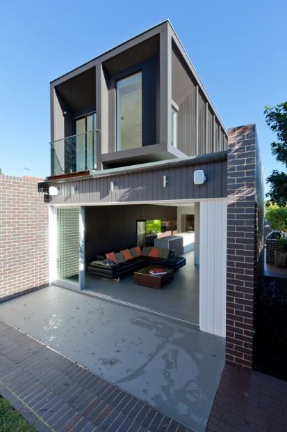 G House – Proyectos Modernos fachada