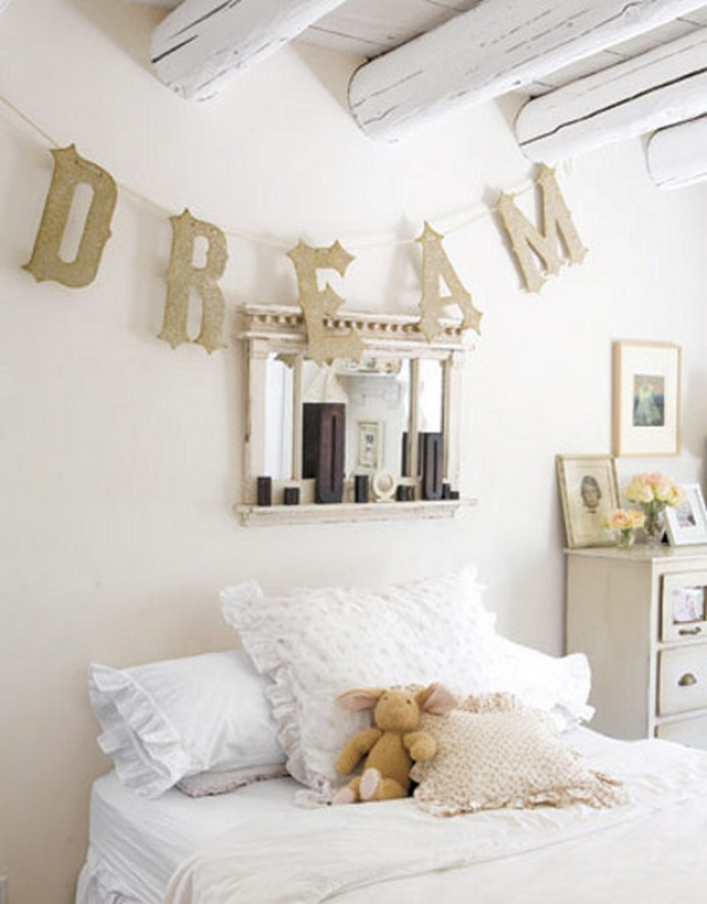 Ideas de decoracion infantil en blanco 3