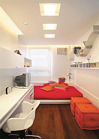Ideas de dormitorios pequeños para adolescentes 2