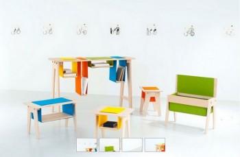 Muebles infantiles Felt & Gravity 1