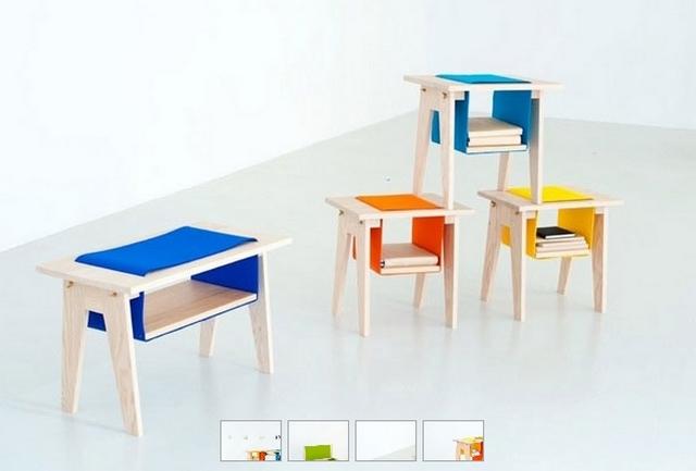 Muebles infantiles Felt & Gravity 3