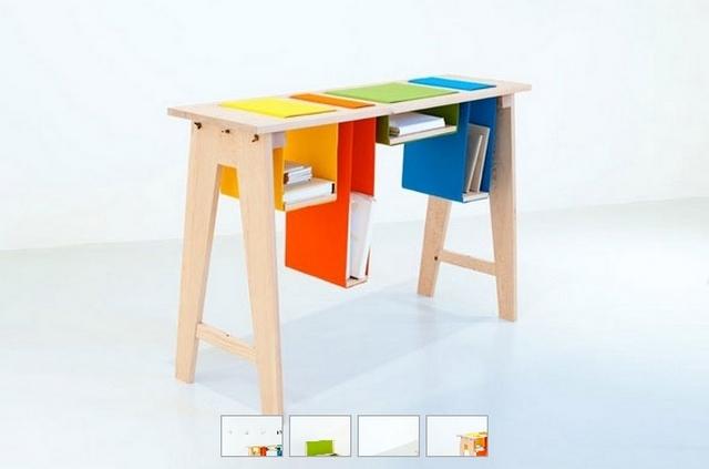 Muebles infantiles Felt & Gravity 4