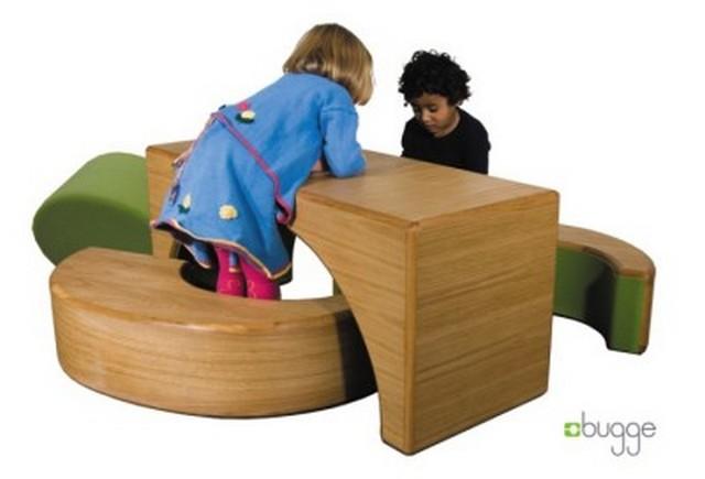 Muebles modulares Bugge para decoraciones infantiles 3