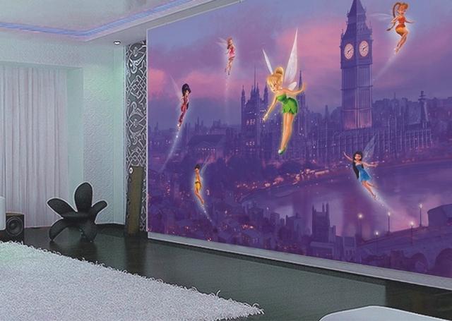 Murales infantiles de Disney 3