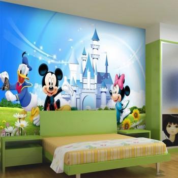 Murales infantiles de disney - Mural pared infantil ...