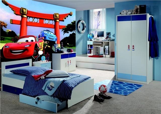 Murales infantiles de Disney 4