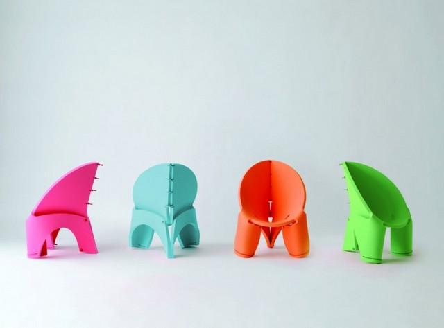 Sillas de plastico para niños 3