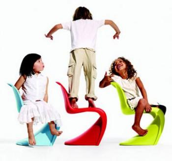 Sillas de plastico para niños