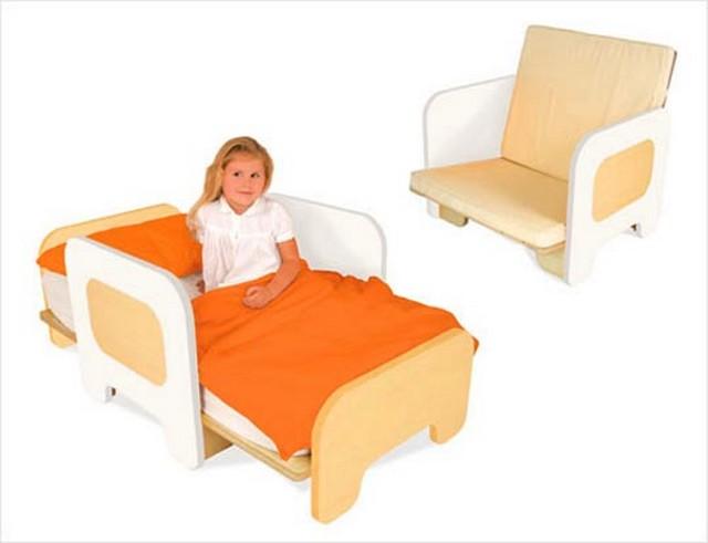 Cama – sillón para niños