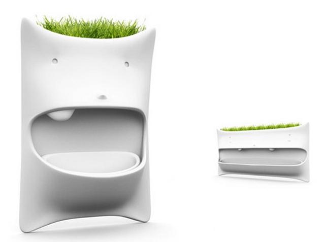 Mons, un lavabo ecológico para el baño de los niños 2