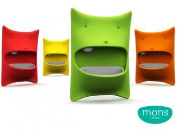 Mons, un lavabo ecologico para el baño de los niños