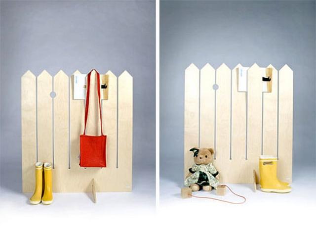 Separadores de espacios en habitaciones infantiles 2