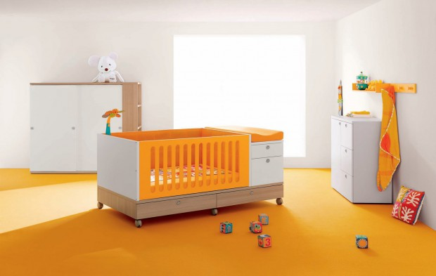 cama cunas de bebes
