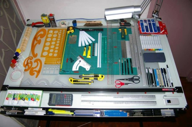 kit para arquitectos