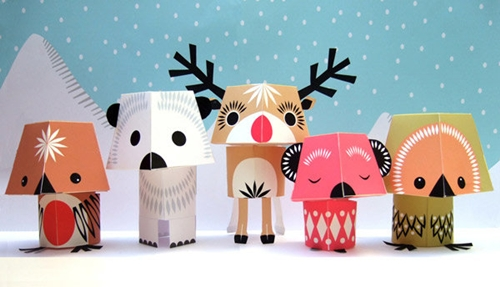 Como hacer adornos para decorar la casa en navidad for Adornos de navidad para hacer en casa