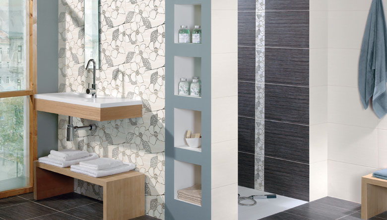 Azulejos lo mejor en la decoraci n de ba os for Azulejos para cuartos de bano modernos