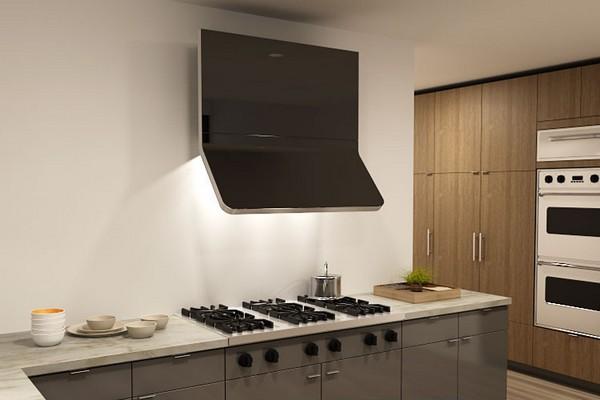 Tipos de campana de cocina espacios y proyectos - Tipos de campanas extractoras para cocina ...