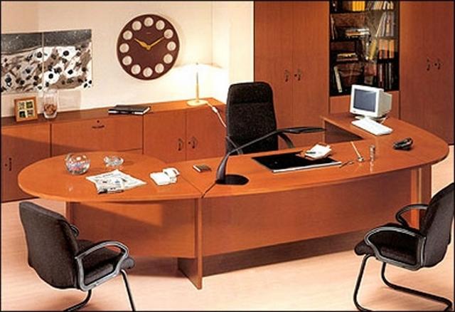 Como decorar una oficina gerencial for Elementos para decorar una oficina
