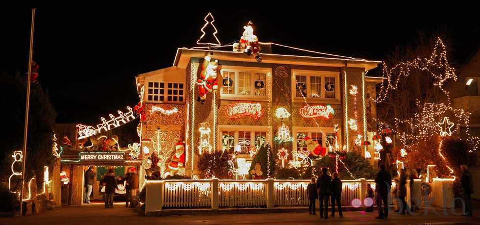 Decoraci n navide a exterior para este a o - Adornos para la casa ...
