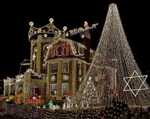 Decoracion Navidena Exterior Para Este Ano - Decoracion-navidea-para-exterior