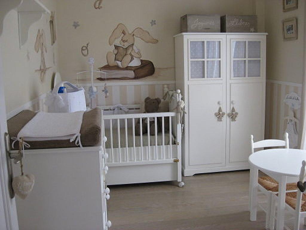 Decorando dormitorios de bebes aprende ahora mismo - Adornos habitacion bebe ...
