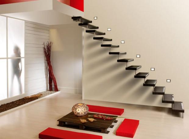 Diseños de escaleras para la casa....