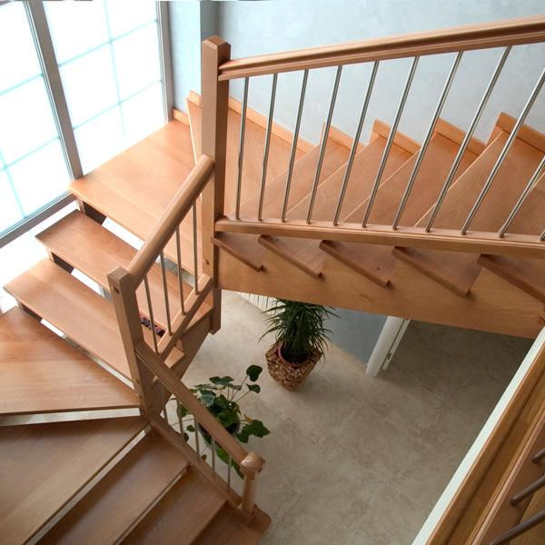 Diseños de escaleras para la casa......