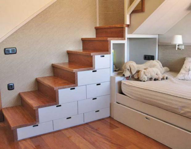 Diseños de escaleras para la casa,