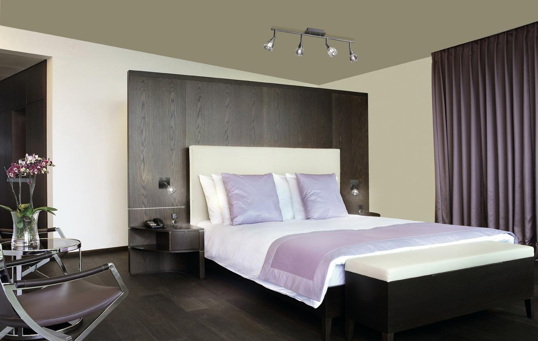 El Buen Uso De Las Lamparas En El Dormitorio - Lmparas-dormitorio