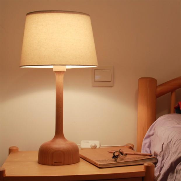 El buen uso de las lámparas en el dormitorio