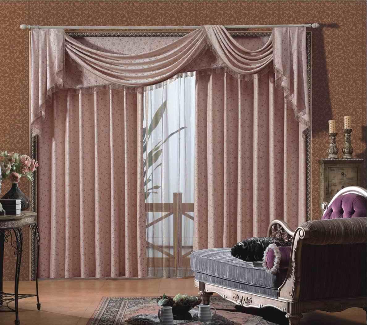 El buen uso de los estores y las cortinas - Estilo de cortinas ...