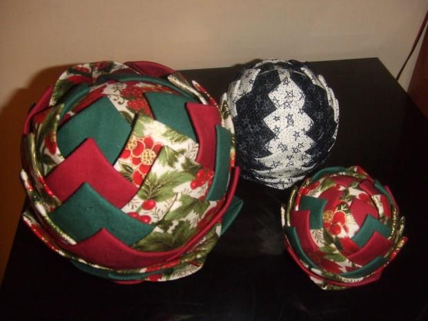 Las manualidades en la decoración navideña..
