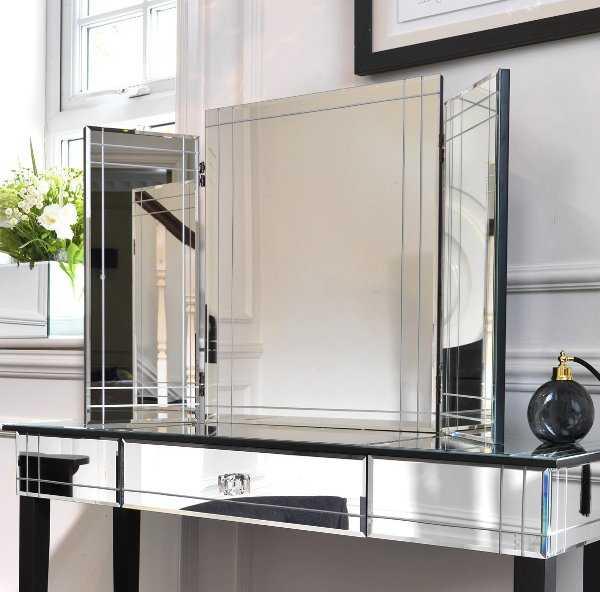 Los espejos en la decoración