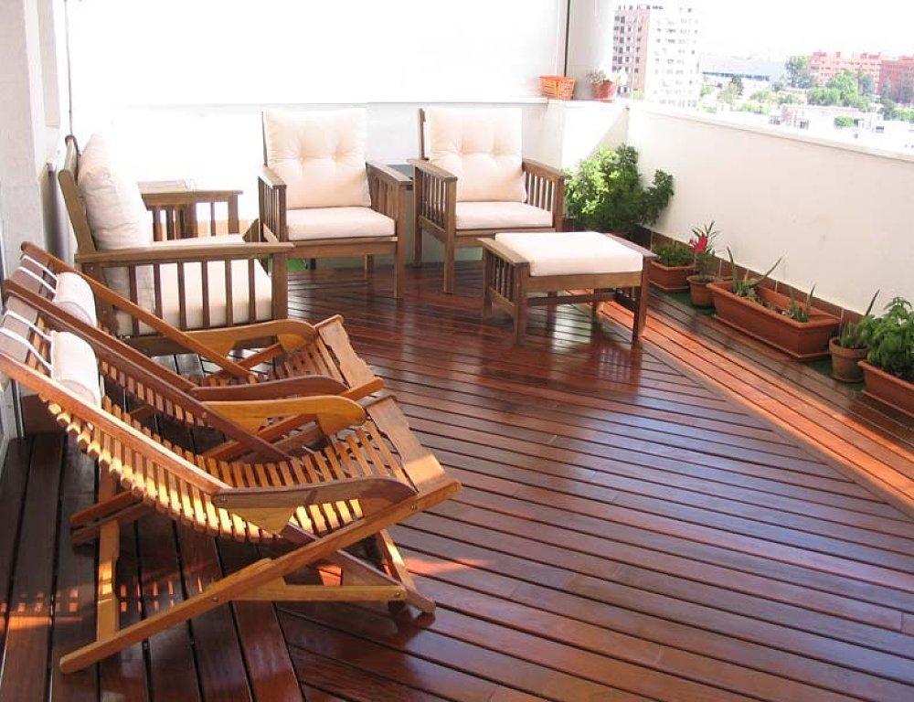 Pautas y pasos para decorar la terraza - Como cerrar una terraza uno mismo ...