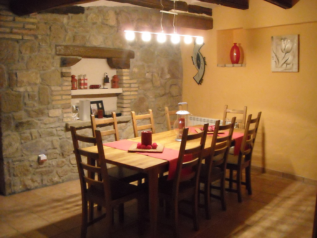 Ideas como decorar un comedor r stico for Modelos de living rusticos