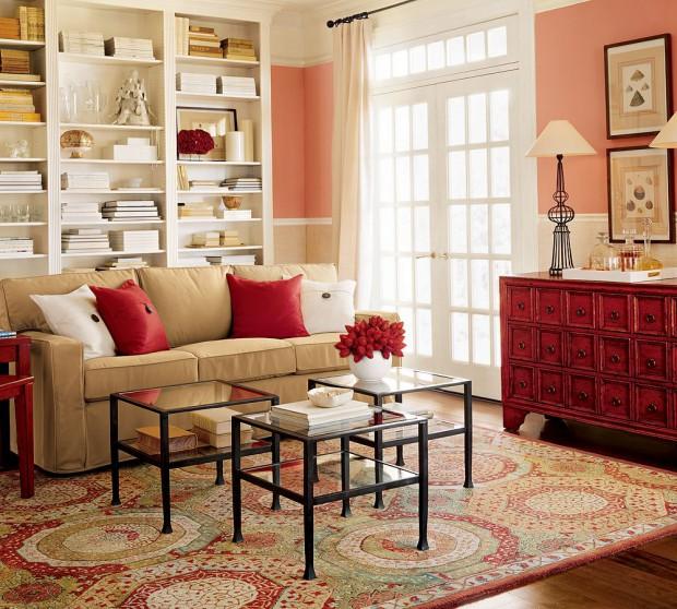 Como distribuir los muebles en el hogar