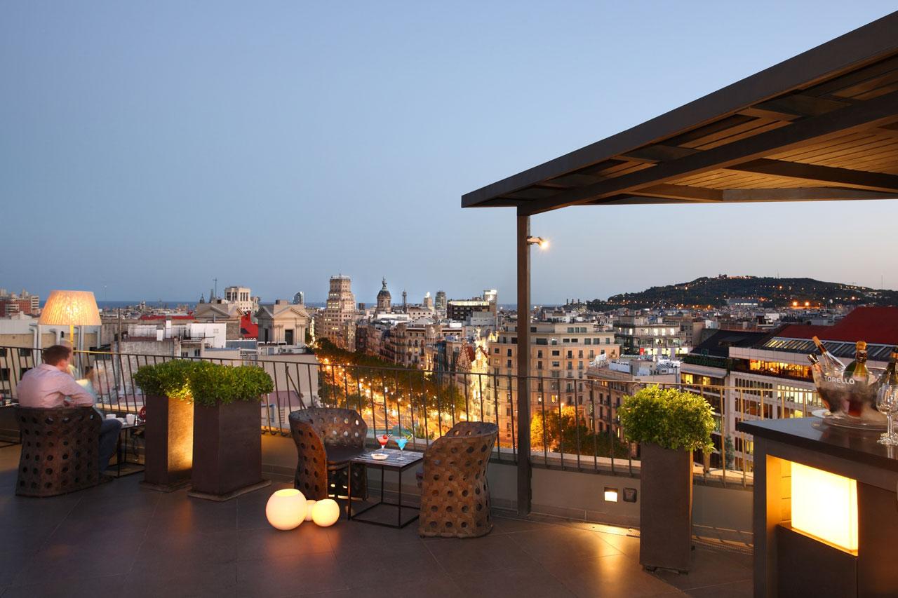 Tendencias como iluminar la terraza Iluminacion de terrazas exteriores