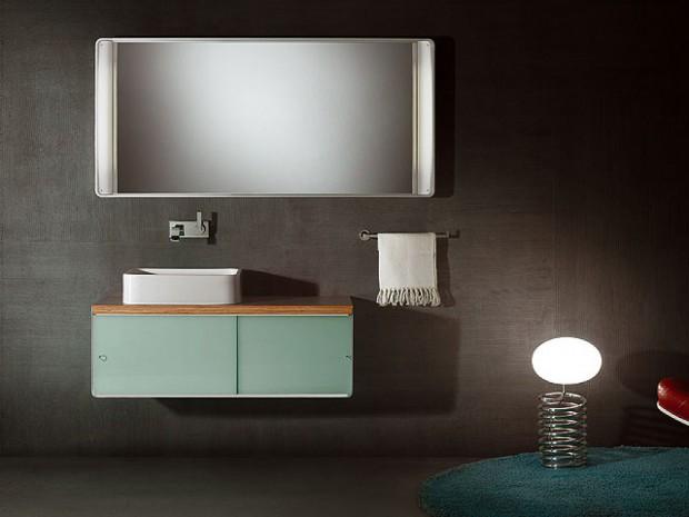 El espejo ideal para el baño..
