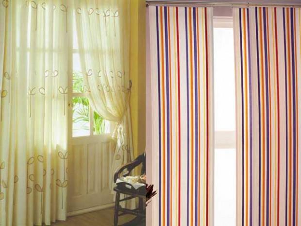 El uso de las cortinas en la decoración