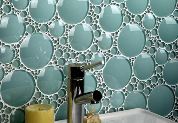 Materiales para recubrir las paredes del baño