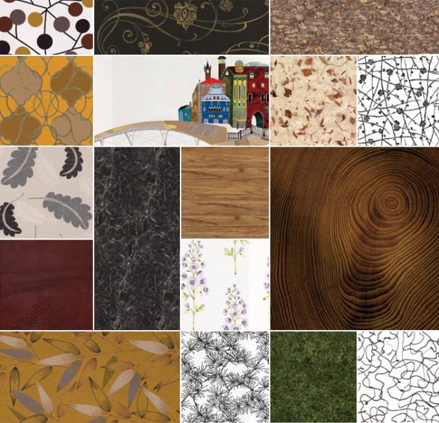 Materiales para recubrir las paredes del ba o - Materiales para estucar paredes ...
