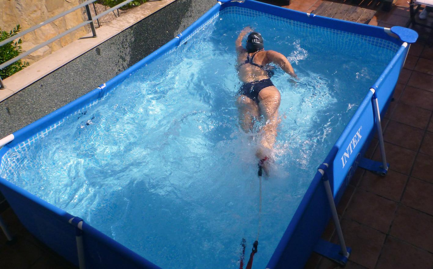 Piscinas desmontables for Piscinas de pvc baratas