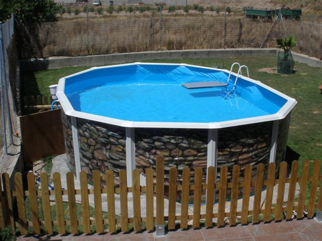 Piscinas desmontables for Piscinas de obra baratas