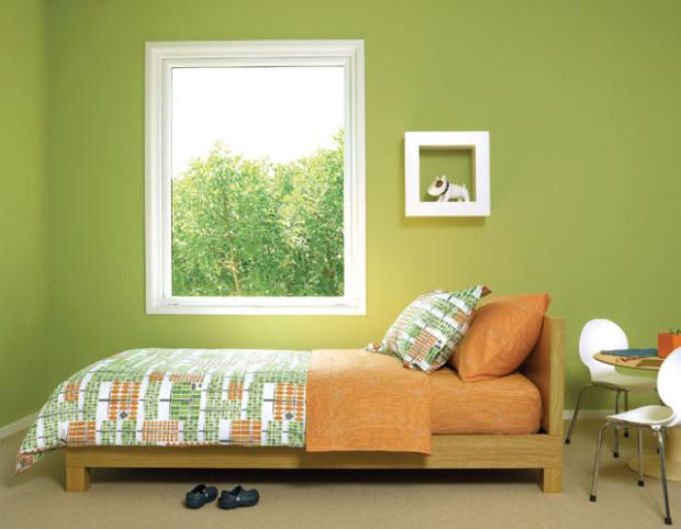 Qué color utilizar para las paredes del hogar