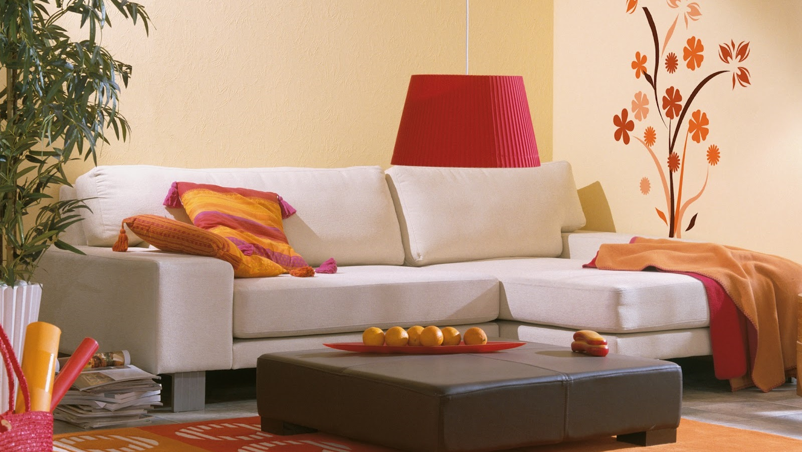 Qu color utilizar para las paredes del hogar - Combinaciones de colores para paredes ...